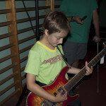 Rock para niños guitarra